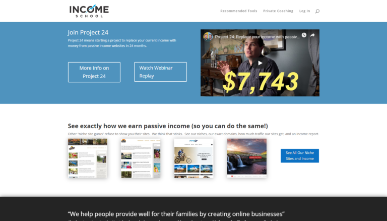 Project 24 by Income school