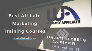 3 Best Affiliate Marketing Training Courses [2020 revision]