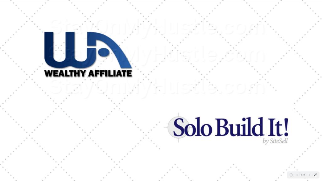 Wealthy Affiliate vs Solo Build It [My Review 2019]