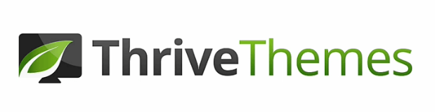 Logo of Thrive themes