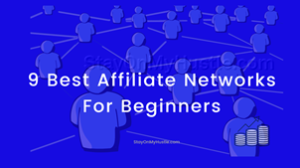 Feature image of blog post titled 9 Best Affiliate Networks for beginners