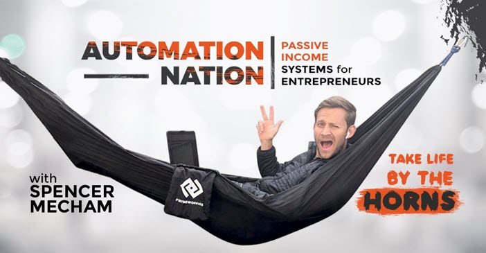 cover photo of Automation Nation facebook group