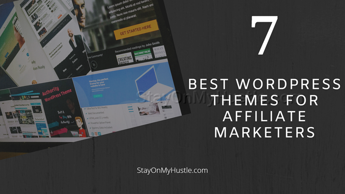 7 High Converting Website Themes for Affiliate Marketers