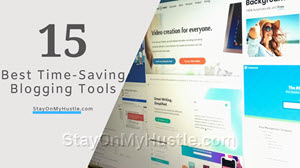 best time-saving blogging tool