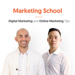Marketing School banner