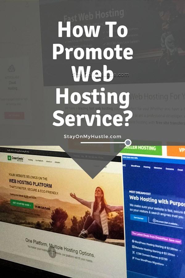 7 ideas to promote web hosting affiliate program