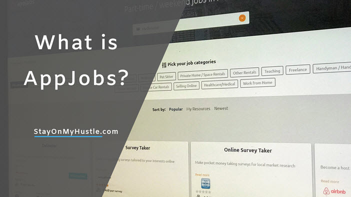 What is AppJobs?