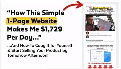 1 Page Funnel Masterclass