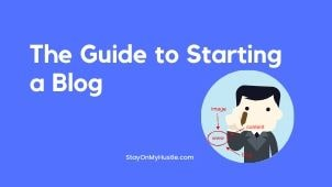 The guide to starting a blog