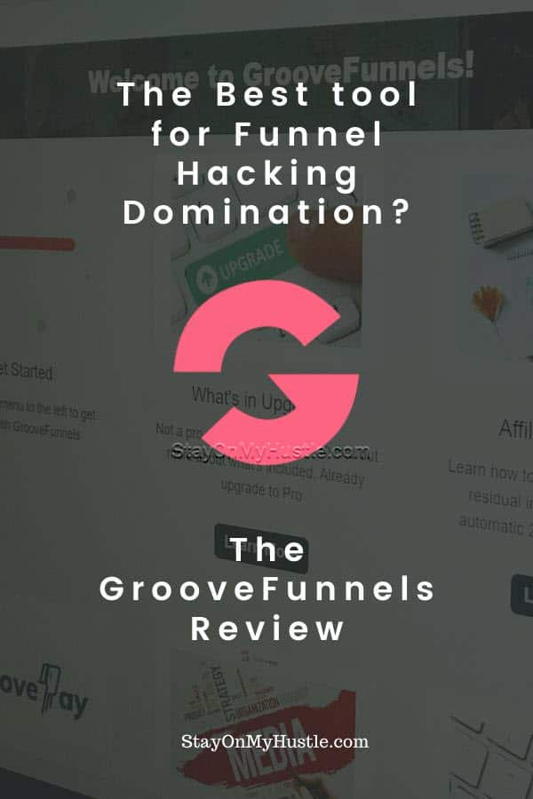 GrooveFunnels Review - Pinterest