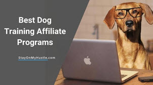 best dog training affiliate programs
