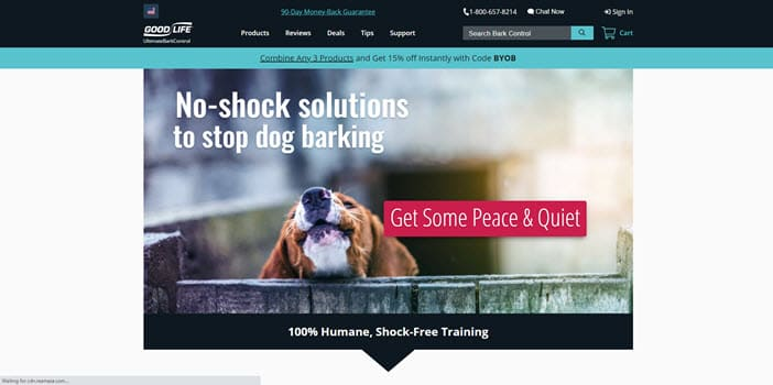 Good life Bark control