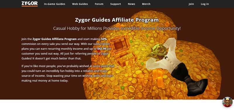 Zygor Guides Affiliate Program